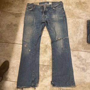 Men's Abercrombie and Fitch Jeans